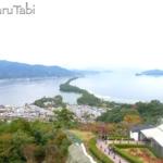 日本三景 天橋立の智恩寺付近を散策