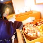 【伊勢神宮初詣 母娘旅】1日目 いにしえの宿 伊久の夕食