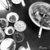 韓国料理ポシンタンを食す。