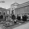 【ミラノ一人旅】5日目 アートな墓場 ミラノ墓地を散策