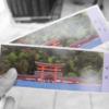 【広島・宮島】厳島神社と改修工事中の大鳥居〜昼間編〜