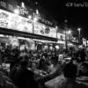 【クアラルンプール一人旅】2日目 CA美女と賑やかなアロー通りで夜ご飯