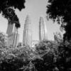 【クアラルンプール一人旅】2日目 圧巻!下から見上げたペトロナスツインタワー!