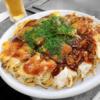 【広島】お好み村「八昌」でボリューム満点のお好み焼き