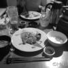 サントリー伊右衛門サロン京都のIYEMON秋の茶コースをいただく(※閉店)