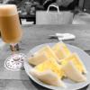 エキマルシェ新大阪のDrip-X-Cafeでモーニング